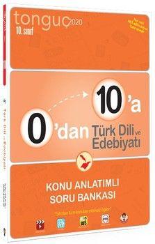 Tonguç Akademi 0 dan 10 a Türk Dili ve Edebiyatı Konu Anlatımlı Soru Bankası