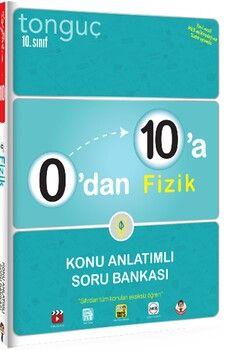 Tonguç Akademi 10. Sınıf 0 dan 10 a Fizik Konu Anlatımlı Soru Bankası