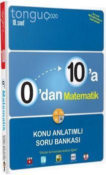 Tonguç Akademi 10. Sınıf 0 dan 10 a Matematik Konu Anlatımlı Soru Bankası