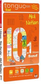 Tonguç Akademi 10. Sınıf 1. Dönem Akıl Notları