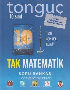 Tonguç Akademi 10. Sınıf TAK Matematik Soru Bankası