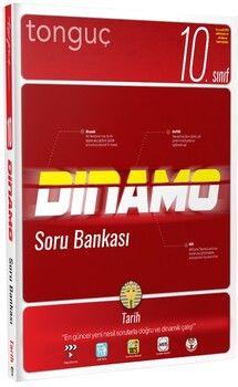 Tonguç Akademi 10. Sınıf Tarih Dinamo Soru Bankası