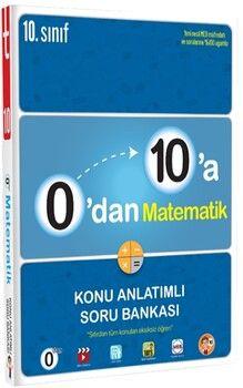 Tonguç Akademi 10. Sınıf0 dan 10 a Matematik Konu Anlatımlı Soru Bankası