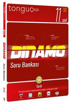 Tonguç Akademi 11. Sınıf Tarih Dinamo Soru Bankası