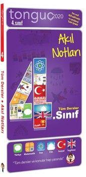 Tonguç Akademi 4. Sınıf Akıl Notları