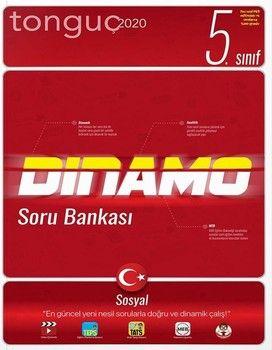 Tonguç Akademi 5. Sınıf Sosyal Bilgiler Dinamo Soru Bankası
