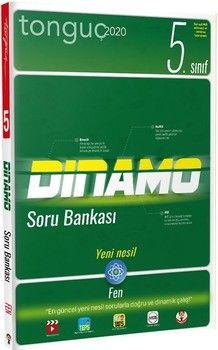 Tonguç Akademi 5. Sınıf Fen Bilimleri Dinamo Soru Bankası