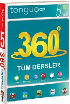 Tonguç Akademi 5. Sınıf 360 Tüm Dersler Soru Bankası