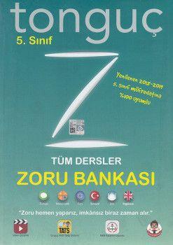 Tonguç Akademi 5. Sınıf Tüm Dersler Soru Bankası