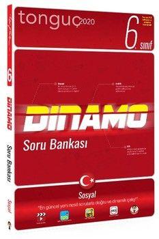 Tonguç Akademi 6. Sınıf Sosyal Bilgiler Dinamo Soru Bankası