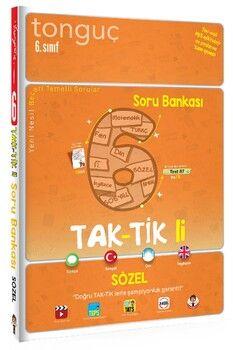 Tonguç Akademi 6. Sınıf Sözel Taktikli Soru Bankası