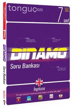 Tonguç Akademi 7. Sınıf İngilizce Dinamo Soru Bankası
