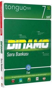 Tonguç Akademi 7. Sınıf Fen Bilimleri Dinamo Soru Bankası