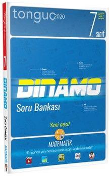Tonguç Akademi 7. Sınıf Matematik Dinamo Soru Bankası