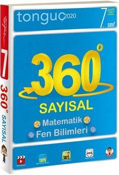 Tonguç Akademi 7. Sınıf 360 Sayısal Föy