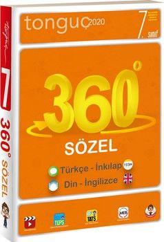 Tonguç Akademi 7. Sınıf 360 Sözel Föy