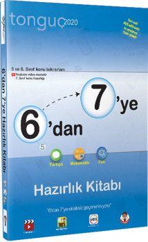 Tonguç Akademi 7. Sınıf Türkçe Matematik Fen 6 dan 7 ye Hazırlık Kitabı
