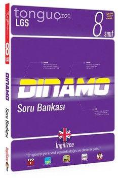 Tonguç Akademi 8. Sınıf İngilizce Dinamo Soru Bankası