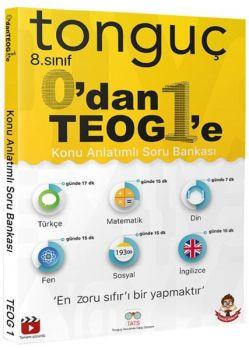 Tonguç Akademi 8. Sınıf 0?dan TEOG 1?e Konu Anlatımlı Soru Bankası