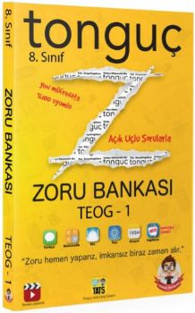 Tonguç Akademi 8. Sınıf TEOG 1 Soru Bankası
