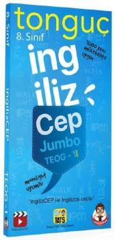 Tonguç Akademi 8. Sınıf TEOG 1 İngilizce Cep Kitabı