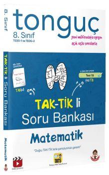 Tonguç Akademi 8. Sınıf TEOG Matematik TAK-TİK li Soru Bankası