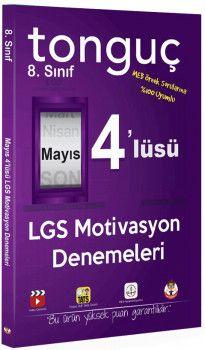 Tonguç Akademi 8. Sınıf LGS Motivasyon Mayıs 4 lüsü Denemeleri