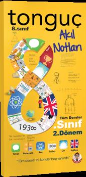 Tonguç Akademi 8. Sınıf 2. Dönem Akıl Notları