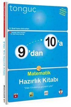 Tonguç Akademi 9 dan 10 a Matematik Hazırlık Kitabı