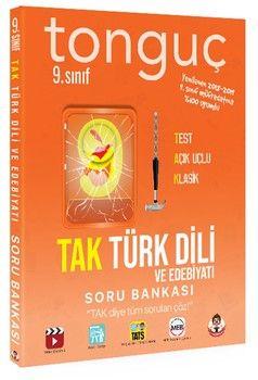 Tonguç Akademi 9. Sınıf Türk Dili ve Edebiyatı TAK Soru Bankası