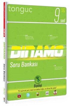 Tonguç Akademi 9. Sınıf Biyoloji Dinamo Soru Bankası