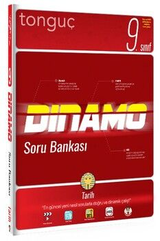 Tonguç Akademi 9. Sınıf Tarih Dinamo Soru Bankası