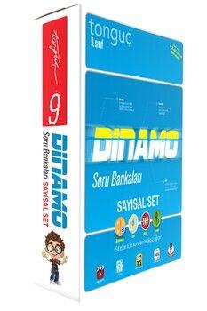 Tonguç Akademi 9. Sınıf SayısalDinamo Set