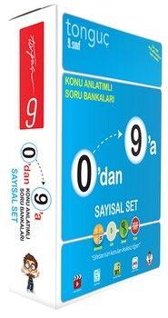 Tonguç Akademi 9. Sınıf 0 dan 9 a Sayısal Set Konu Anlatımlı Soru Bankaları