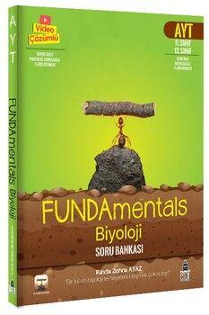 Tonguç Akademi AYT Biyoloji Fundamentals Soru Bankası