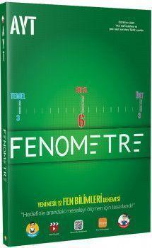 Tonguç Akademi AYT Fenometre 12 li Deneme