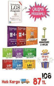 Tonguç Akademi Hızlandırılmış LGS Paketi