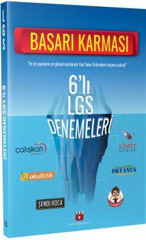 Tonguç Akademi LGS Başarı Karması 6lı Denemeleri