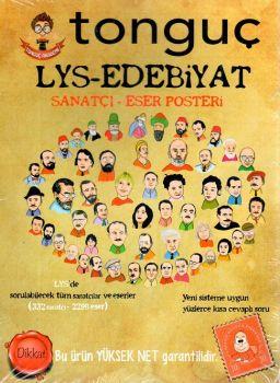 Tonguç Akademi LYS Edebiyat Sanatçı Eser Posteri