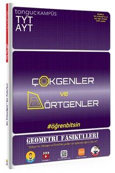 Tonguç Akademi TYT AYT Geometri Fasikülleri Çokgenler ve Dörtgenler