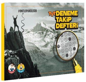 Tonguç Akademi TYT Deneme Takip Defteri