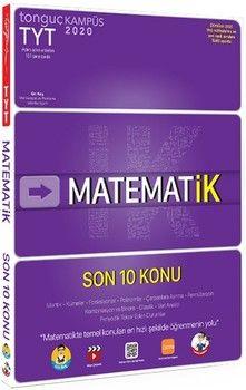 Tonguç Akademi TYT MatematİK Son 10 Konu Soru Bankası