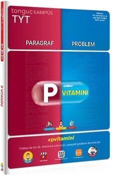 Tonguç Akademi TYT Paragraf Problem P Vitamini Denemeleri