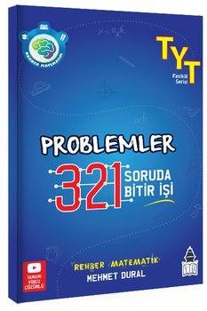Tonguç Akademi TYT Rehber Matematik Problemler 321 Soruda Bitir İşi
