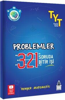 Tonguç Akademi TYT Rehber Matematik Problemler Dizi321 Soruda Bitir İşi