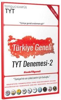 Tonguç Akademi TYT Türkiye Geneli Deneme 2
