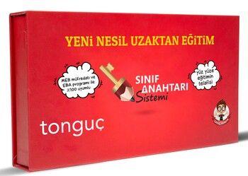 Tonguç Akademi Yeni Nesil Uzaktan Eğitim Sınıf Anahtarı