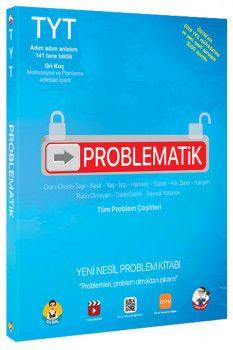 Tonguç Akademi YKS 1. Oturum TYT Matematik Problemler Konu Özetli Soru Bankası