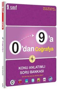 Tonguç Akademi0 dan 9 a Coğrafya Konu Anlatımlı Soru Bankası