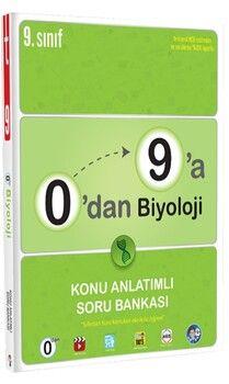 Tonguç Akademi0 dan 9 a Biyoloji Konu Anlatımlı Soru Bankası